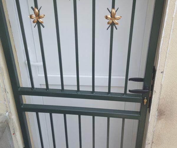 Comment fabriquer une porte en acier ?